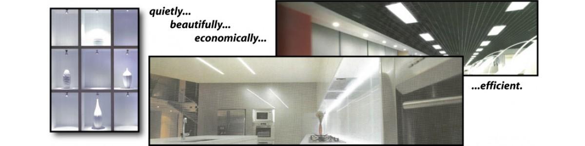 Tri-photo LED